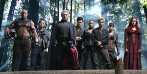 The Brotherhood of Mutants as seen in XMen: The Last Stand